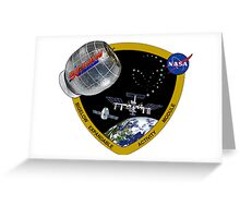 Bigelow Expandable Activity Module (BEAM)  Greeting Card