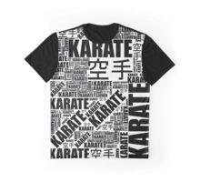 Karate - Japanese martial Art Graphic T-Shirt
