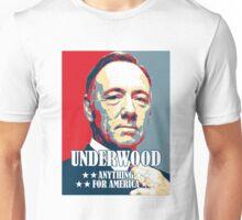 "Underwood ""anything for america"" Unisex T-Shirt"