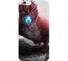 Cold Fire iPhone Case/Skin