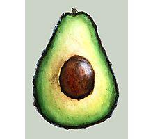 Pure Avocado Photographic Print