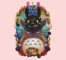 Totoro lilo One Piece - Long Sleeve