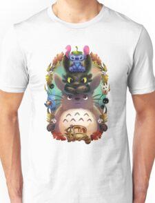 Totoro lilo Unisex T-Shirt