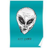 Ayy lmao Poster