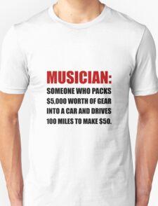 Musician Joke T-Shirt