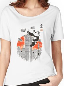 Meanwhile in Shanghai Women's Relaxed Fit T-Shirt