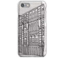 Khokhlovskiy lane iPhone Case/Skin