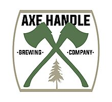 Axe Handle Beer Brewery Photographic Print