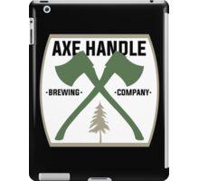 Axe Handle Beer Brewery iPad Case/Skin