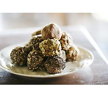 Sweet and Healing Snacks Photographic Print