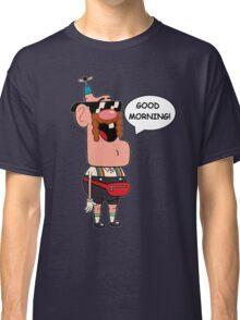Uncle Grandpa, Good Morning Classic T-Shirt