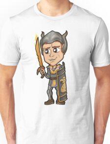 Baldur's Gate - Khalid the Fighter T-Shirt
