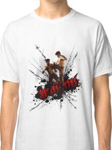 Traditional Muay Thay - Thailand Martial Art  Classic T-Shirt