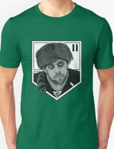 Coonskin Anze Kopitar Tee - LA Kings (two-color design) Unisex T-Shirt