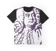 George Frideric Handel-3 Graphic T-Shirt