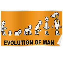 Evolution - PC Master Race Poster