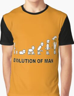 Evolution - PC Master Race Graphic T-Shirt