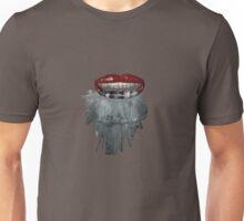 Up in Smoke (Mixed Media) Unisex T-Shirt