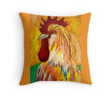 Alf Throw Pillow