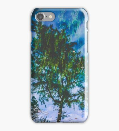 Reflecting Nature iPhone Case/Skin