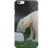Polar Ice Party iPhone Case/Skin