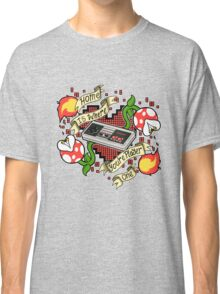 Home is Where You're Player One Classic T-Shirt