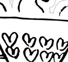 Love Tea Sticker