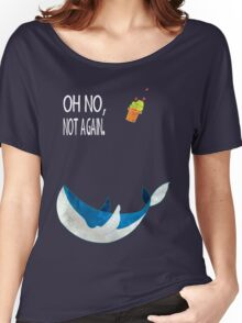 DON'T PANIC Women's Relaxed Fit T-Shirt