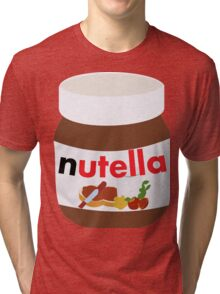 nutella Tri-blend T-Shirt