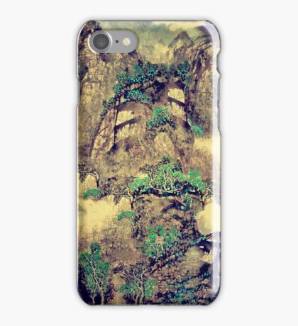 The Hills of Yunnan iPhone Case/Skin