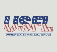 United States Football League by itsmerocky