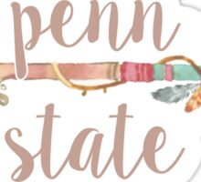 Penn State Arrow Sticker