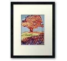Wuashedtah Tree Framed Print