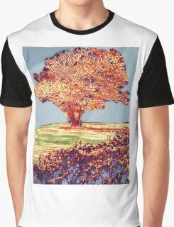 Wuashedtah Tree Graphic T-Shirt