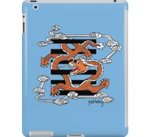 Flying dragon in the sky iPad Case/Skin