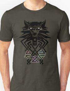 The Witcher - Big Witcher Medallion Unisex T-Shirt