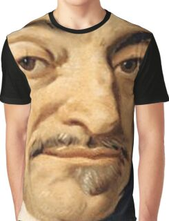 Old Stare Graphic T-Shirt