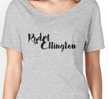 Rydellington Word Design Women's Relaxed Fit T-Shirt