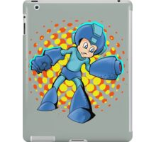 Mega Man In A Mega Jam iPad Case/Skin
