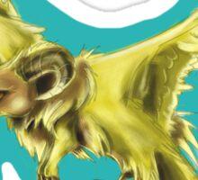 Canary Goat Sticker