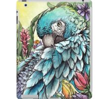 'Jungle Beauty'- Onyx Art Studios iPad Case/Skin