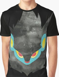Luxray Face 2 Graphic T-Shirt