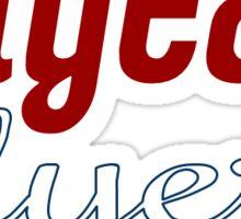 Dayton Flyers Sticker Sticker