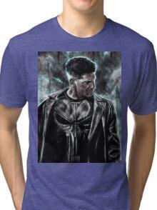 The Punisher Tri-blend T-Shirt
