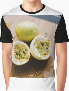 Passionfruit Graphic T-Shirt