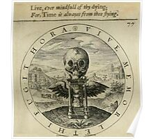 Death and Time Coexist Poster
