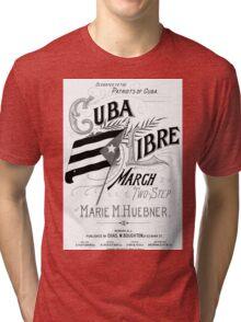 Cuba Libre Tri-blend T-Shirt
