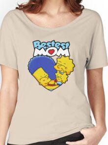 Bestest Mom Women's Relaxed Fit T-Shirt