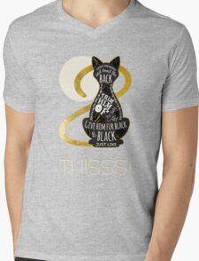 Hocus Pocus Cat Spell - Just. Like. This! Mens V-Neck T-Shirt