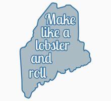 Maine Lobster One Piece - Short Sleeve